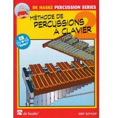 Méthode Percussions a Clavier Vol.2   CD