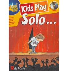 Kids Play Solo... for Horn   CD