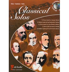 Classical Solos Oboe   CD