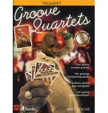 Groove Quartets   CD. Trumpet