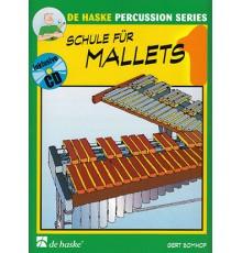 Schule für Mallets 1   CD