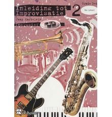 Inleiding Tot Improvisatie 2   CD