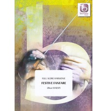 Festive Fanfarre/ Full Score