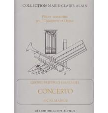 Concerto en Fa Majeur/ Red.Pno.