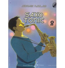 Saxo Tonic Vol. 2   CD