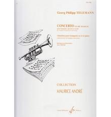 Concerto en Ré majeur/ Red.Pno.
