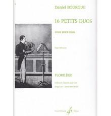 16 Petits Duos