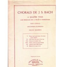 Chorals. Segon Quadern