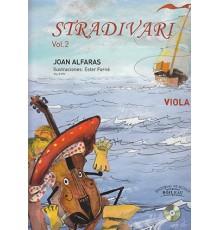Stradivari Viola Vol. 2   CD