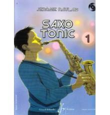 Saxo Tonic Vol. 1   CD