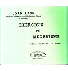 Exercicis de Mecanisme