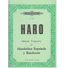 Método Progresivo de Mandolina Española