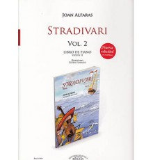 Stradivari Violin Vol. 2 Piano Acco.