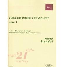 Concerto Omaggio a Franz Liszt Nº 1
