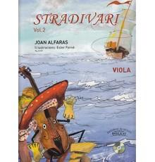 Stradivari Viola Vol. 2 (Català)   CD