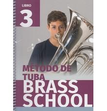 Método de Tuba Brass School Vol. 3