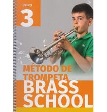 Método de Trompeta Brass School Vol. 3