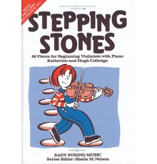 Stepping Stones. Violin y Piano