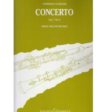 Concerto Op. 7 Nº 3/ Red.Pno.