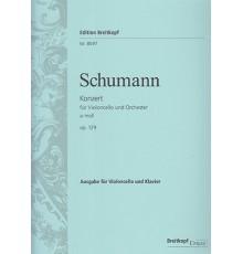 Konzert in A minor Op. 129/ Red.Pno.