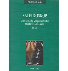 Kaleidoskop für Akkordeon Bd.1
