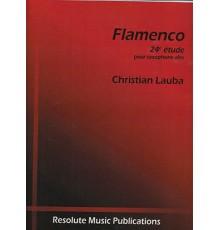Flamenco 24 Etude