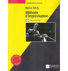 Methode d? Improvisation   CD