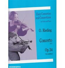 Concerto in G Op. 34