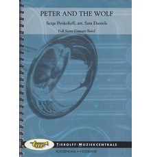 Peter and the Wolf Op.67/ Full Score