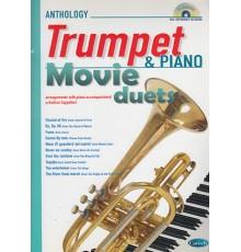 Anthology Trumpet  & Piano   CD Movie