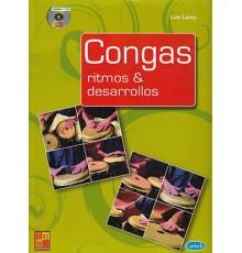 Congas Ritmos & Desarrollos   CD