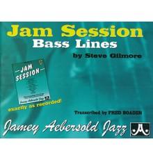 Transcribed Bass Lines # 2 Vol. 34