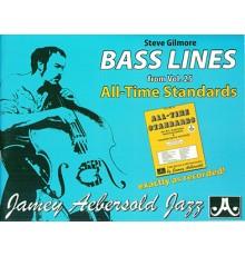 Transcribed Bass Lines 1 Vol. 25