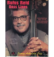 Transcribed Bass Lines Rufus Reid