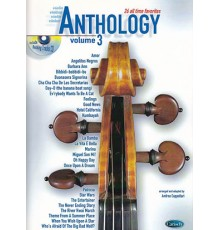 Anthology Violin Vol. 3    CD