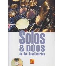 Solos & Dúos a la Batería   CD