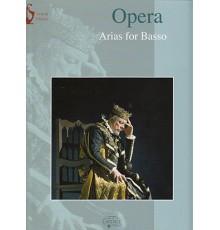 Opera Arias for Basso