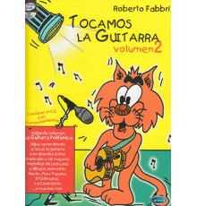Tocamos la Guitarra Vol. 2   CD