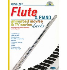 Anthology Flute & Piano   CD