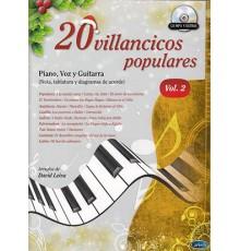 20 Villancicos Populares   CD Vol. 2