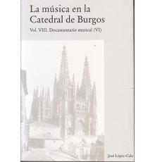 La Música en la Catedral de Burgos VIII