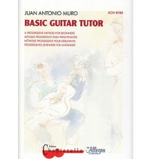 Basic Guitar Tutor. Método Progresivo pa