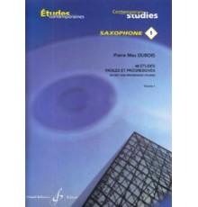 48 Etudes Faciles et Progressives Vol. 1