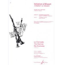 Initiation a Mozart Vol. 3: 15 Etudes Ag