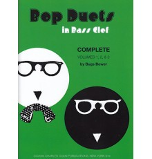 Bop Duets in Bass Clef