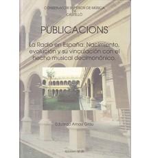 Publicacions Quadern Nº 25 La Radio en E