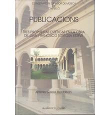 Publicacions Quadern Nº 33 Tres Propuest