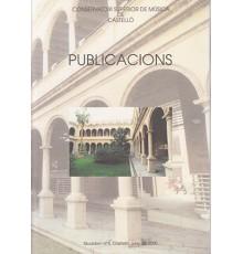 Publicacions Quadern Nº 5 Cronología de