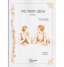 The Merry Widow Fantasy (4 Flutes)