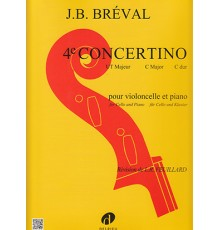 Concertino IV en C Major